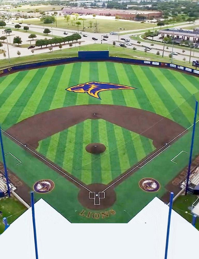 Image result for prestonwood baseball field